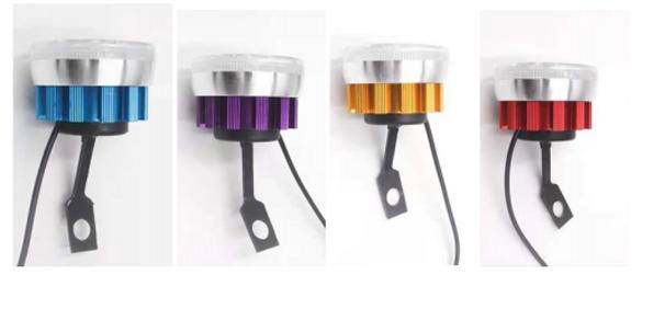 Faros de espejo retrovisor LED